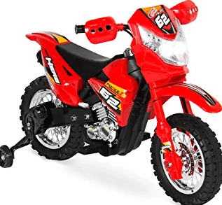 Best Choice Products Kids 6V Ride On Motorcycle