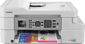 Brother MFC-J805DW INKvestmentTank Color Inkjet