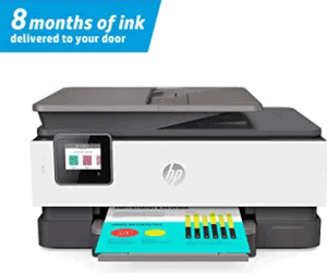 HP OfficeJet Pro 8035 All-in-one Wireless Printer