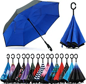 Spar. Saa Double Layer Inverted Umbrella