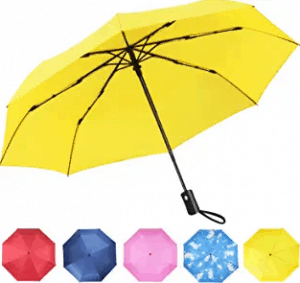 Travel Umbrella Windproof by Plabingo
